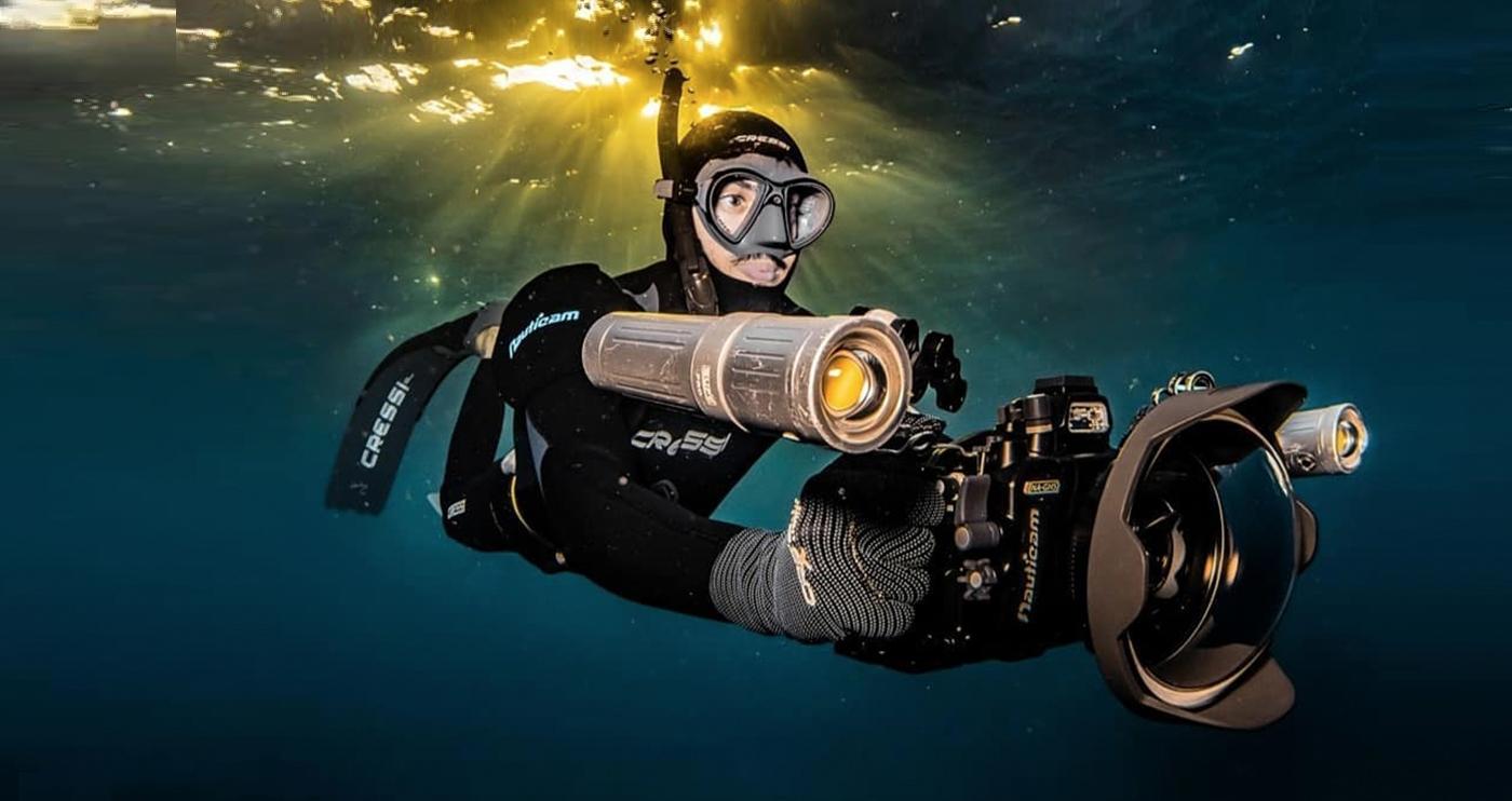 curso video submarino